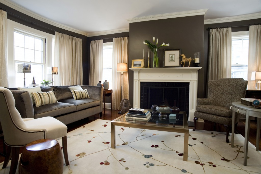 How To Use Area Rugs In Interior Decorating Craft O Maniac
