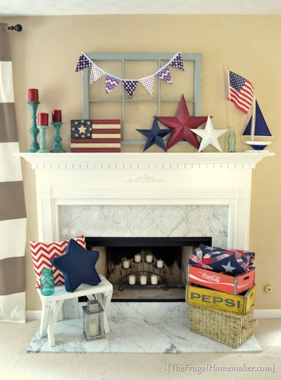 fourth of july decor ideas 6
