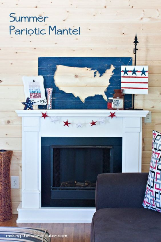fourth of july decor ideas 7