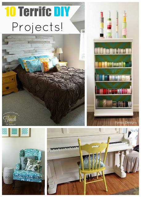 10 Terrific DIY Projects