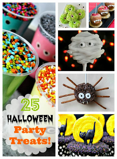 25 Halloween Party Treats