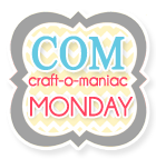 CraftOManiac Monday Link Up Party