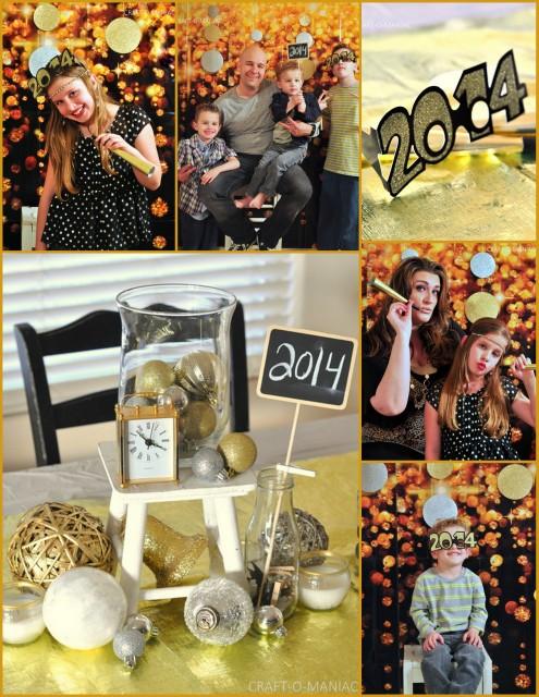 New Years Larsen Party!