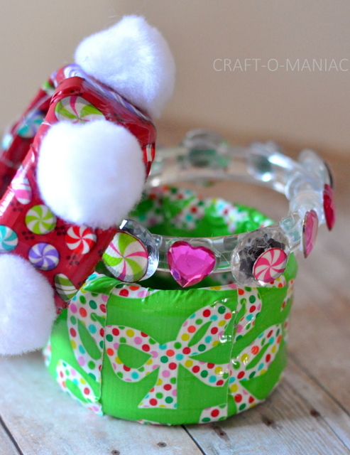 DIY~ Duck Tape Bracelet's