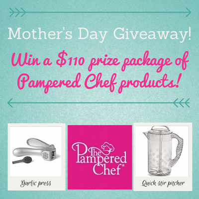 Big Mother's Day Giveaway!