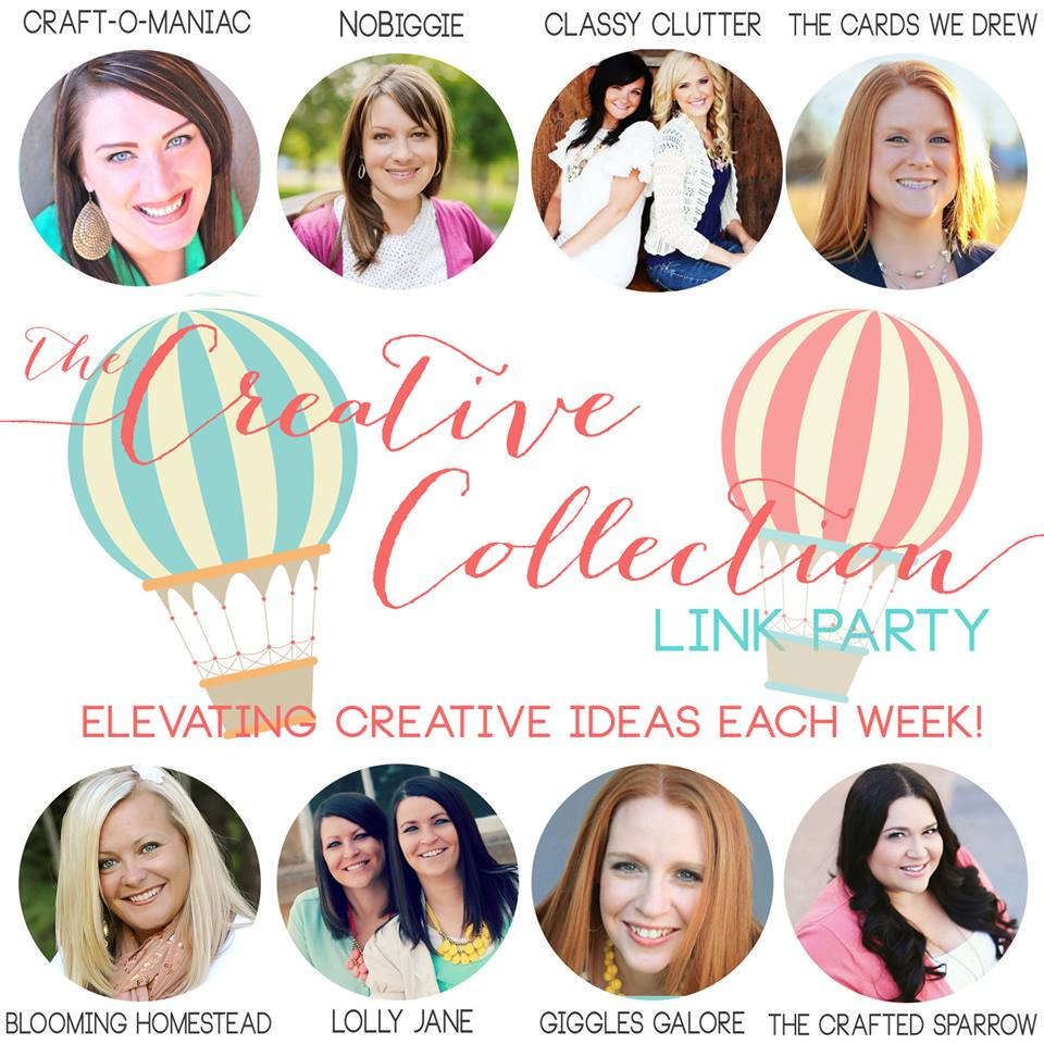 The Creative Collection Link Party #4