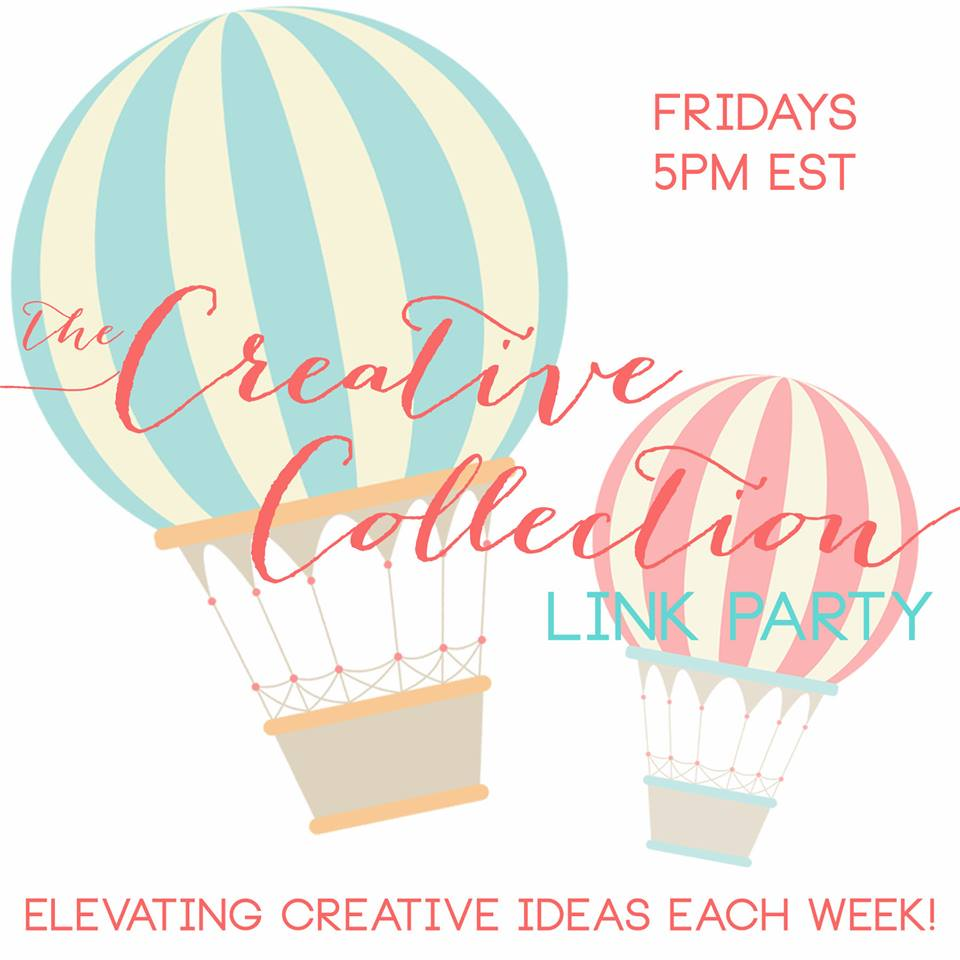 The Creative Collection Link Party #8