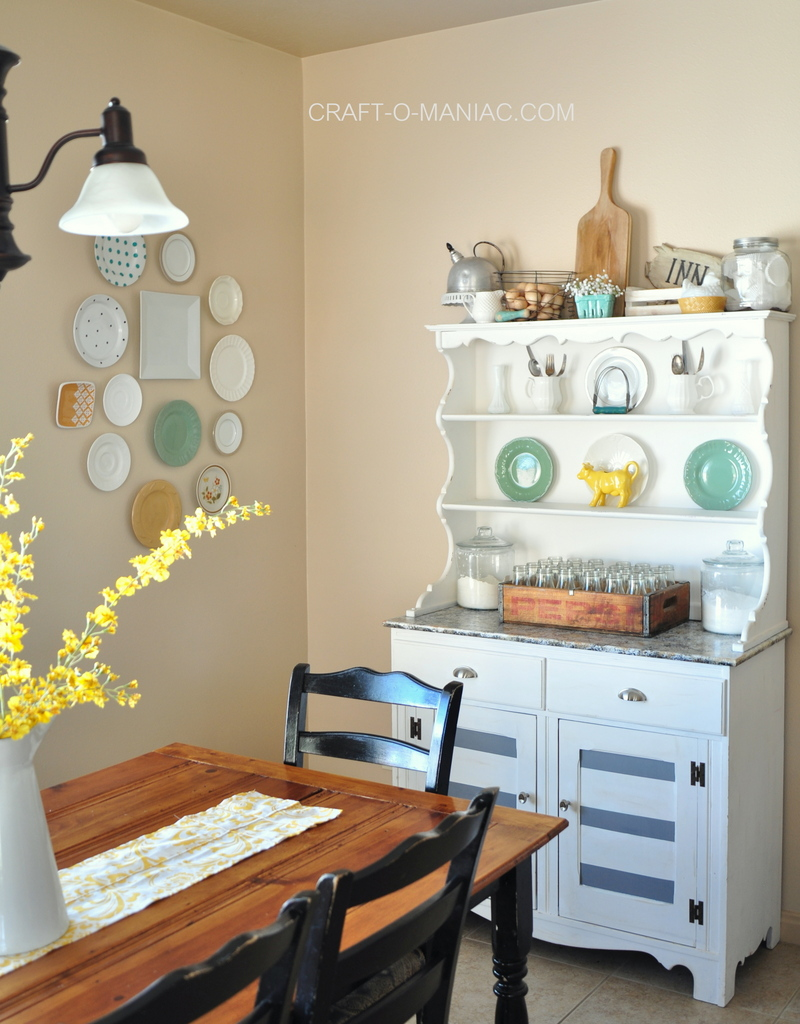 Farmhouse Chic Kitchen Decor