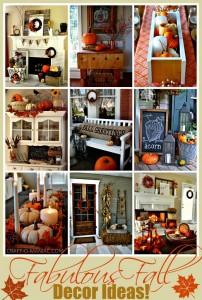 Fabulous Fall Decor Ideas