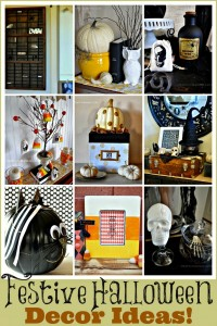 Festive Halloween Decor Ideas