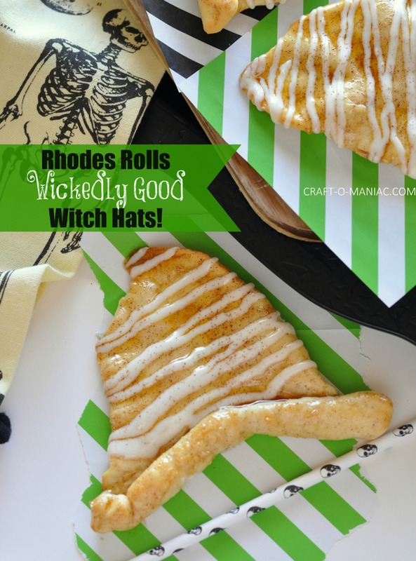 Rhodes Rolls Wickedly Good Witch Hats