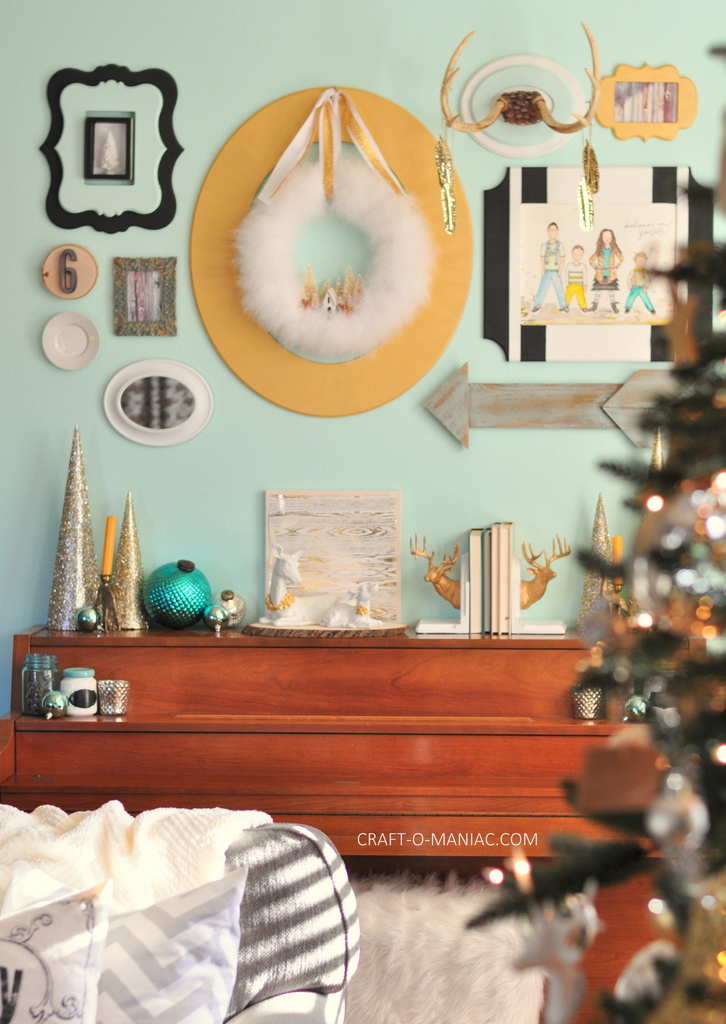 chic christmas decor 1