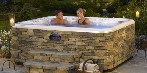 Upgrade your home with a hot tub craft o maniac for Florida hot tubs