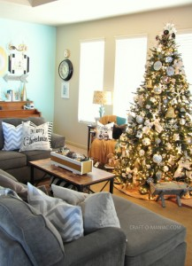 Christmas Room Tour