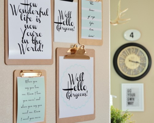 DIY Make Your Own Home Office
