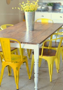 How to Re-Establish Wooden Tables/Furniture?
