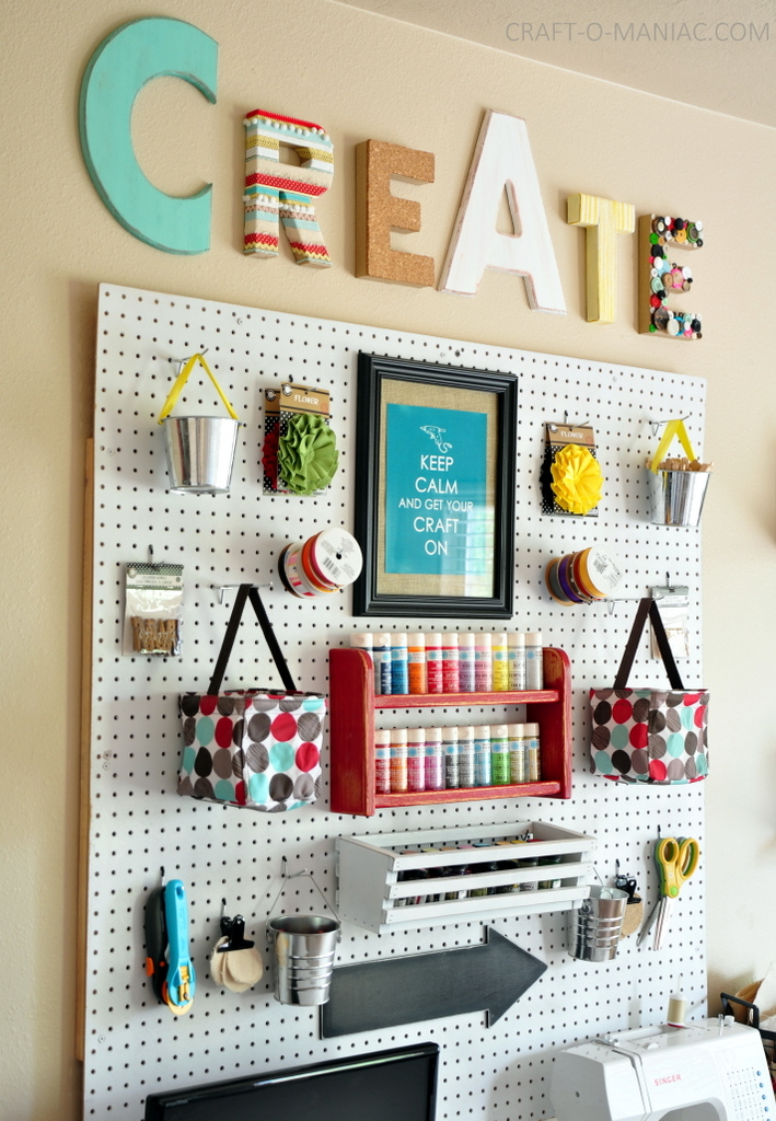 Lovely craft rooms craft o maniac for Room design creator
