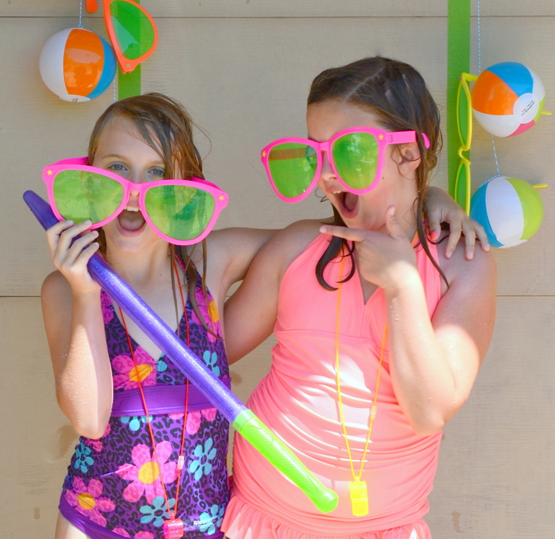 Summer Water Party for Kids
