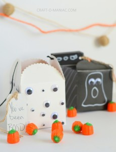 Halloween You've Been Boo'd Treat Boxes