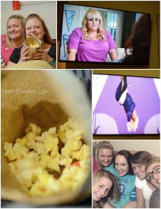 Pitch Perfect 2 |Pajama Mama Movie Night