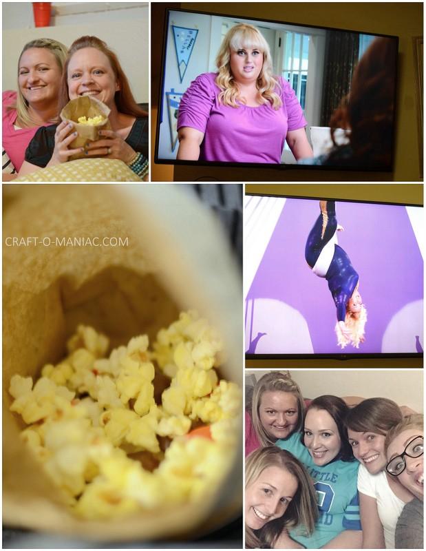 Pitch Perfect 2  Pajama Mama Movie Night