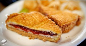 Bring Back the Kid in You with Deep Fried PB&J Sandwiches