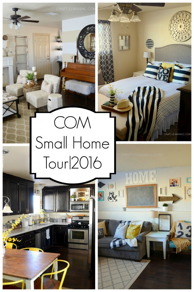 Small Home Tour|Day 1