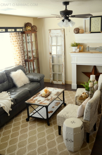 5 DIY Designing Tips for Your Living Room