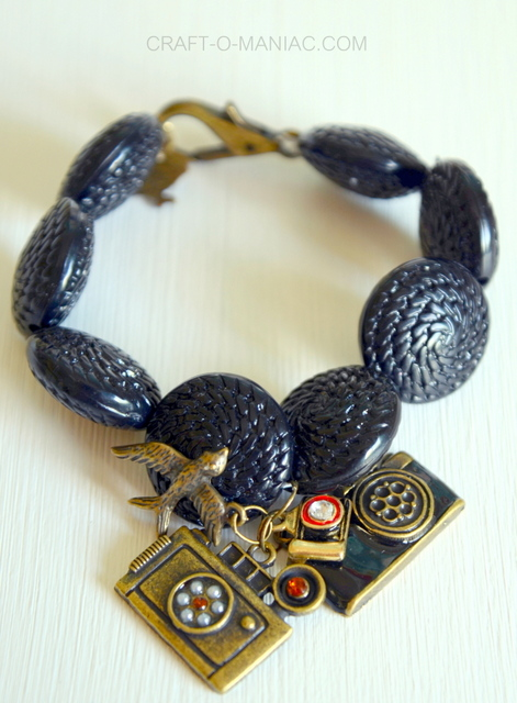DIY Handmade Mother's Day Bracelet