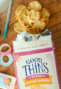 Good Thins are a Good Snack