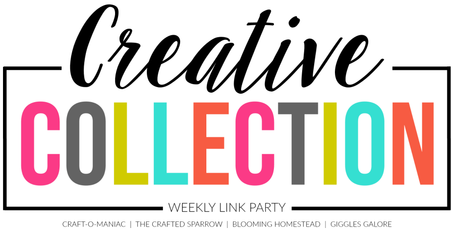 The Creative Collection Link Party  2017 Party No.1