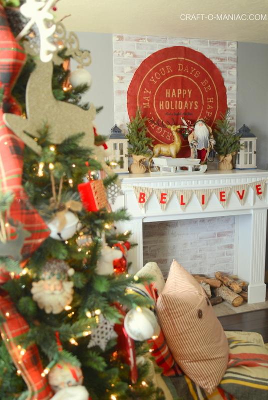 Christmas Decor  Santa Baby