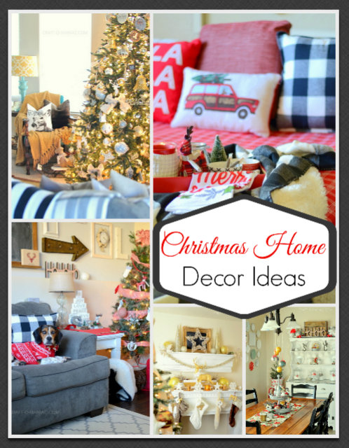 christmas home decor ideas 2016 christmas home decor ideas craft o maniac 12004
