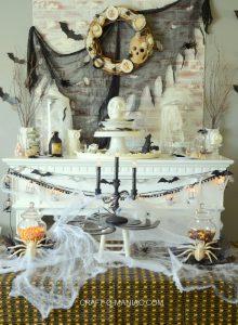 Spiderriffic Birthday Party Decor