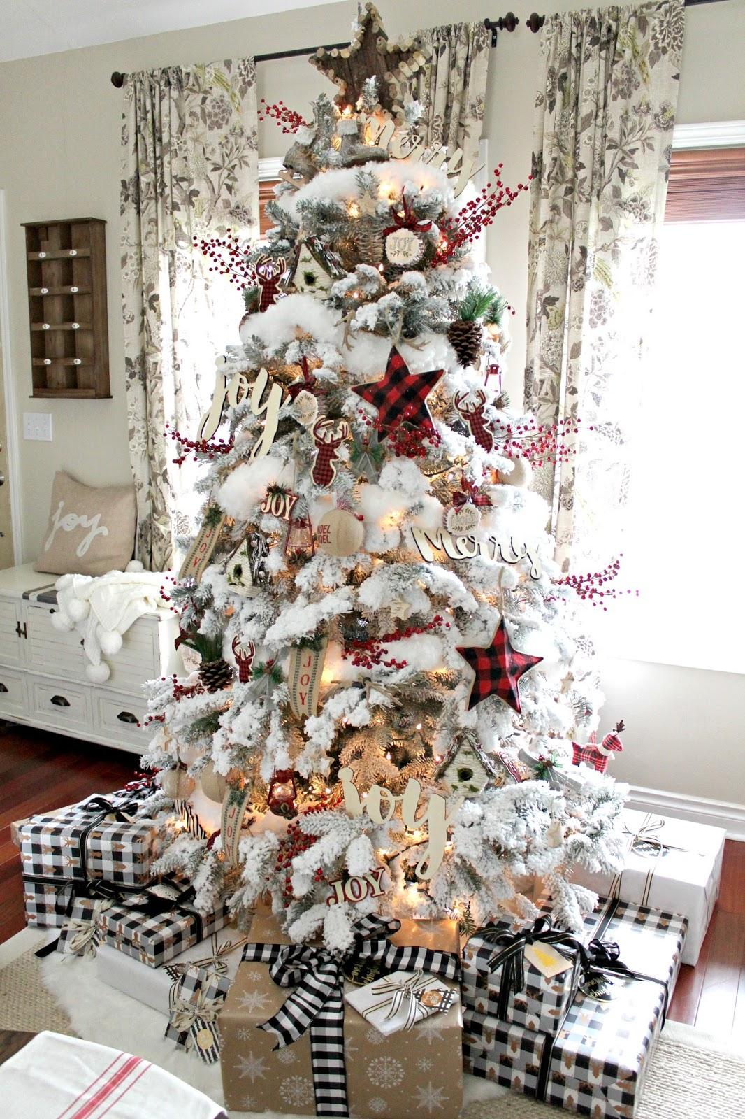 10 Beautiful Christmas Tree Ideas Craft O Maniac