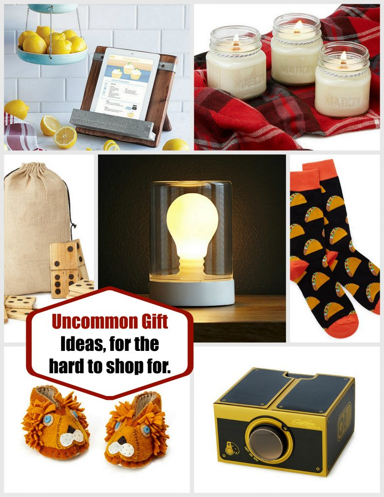 Awesome Gift Ideas for the Hard to Shop For