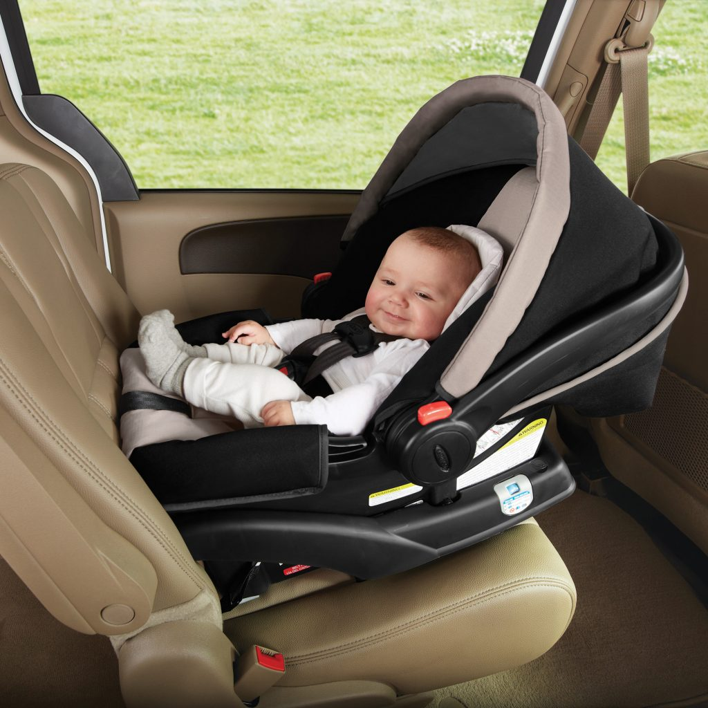 Recommended Child Car-seats, Restraints and Seat-belts