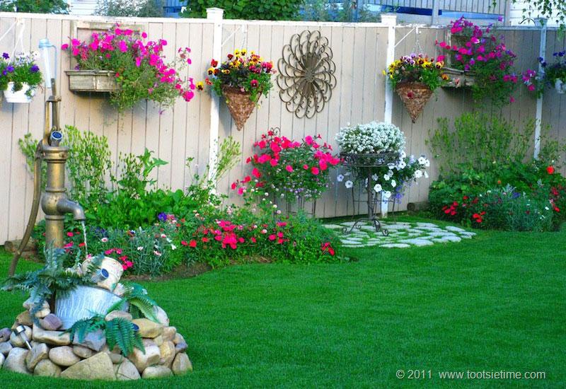 6 Cheap DIY Ideas For Your Garden - Craft-O-Maniac