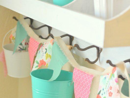 Cricut Maker Simple Fabric Bunting