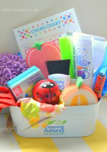 Cleaning Caddy Tips and Tricks Plus Giveaway!