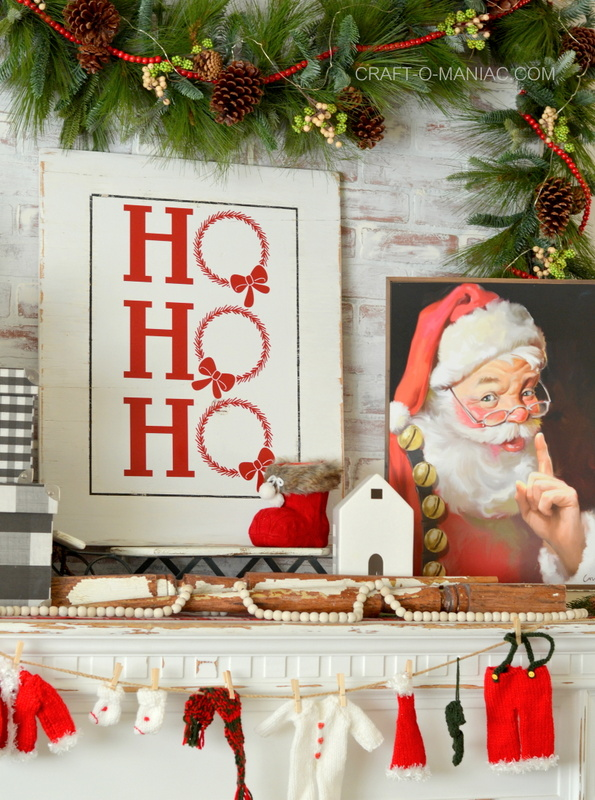 Christmas Cricut Maker Decor Ideas