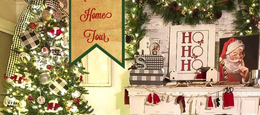 Christmas Home Tour for 2018