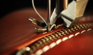 Sewing Leather with Standard Sewing Machines | Tips for Beginners