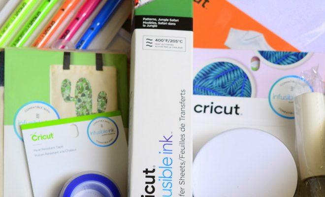 DIY Bug Bag With Cricut Infusible Ink