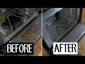 Four Foolproof Chemical-Free Oven Cleaning Hacks