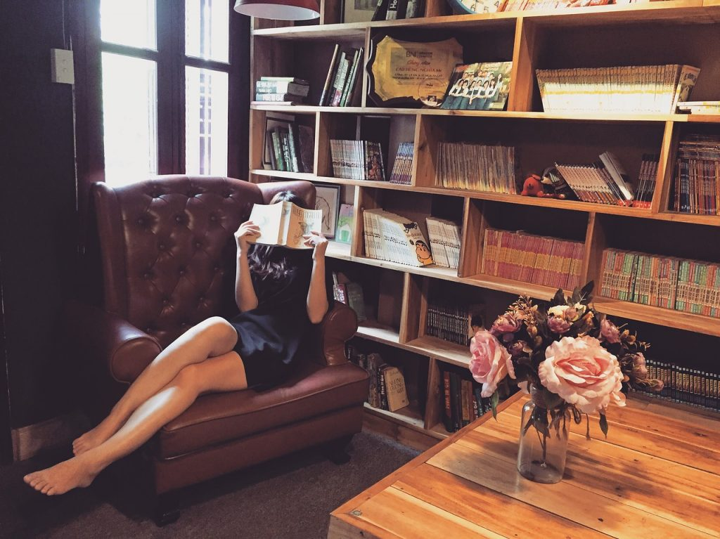 How To Create The Perfect Home Library