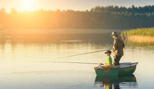This Ultimate Fishing Tip Will Reel In Dinner Every Time